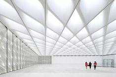 Loch im Museum - Diller Scofidio + Renfro in Los Angeles Beton Design, Concrete Design, Küchen Design, Design Concepts, Light Architecture, Architecture Design, Mobile Architecture, Interior Lighting, Lighting Design