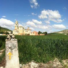Camino de Compostela...