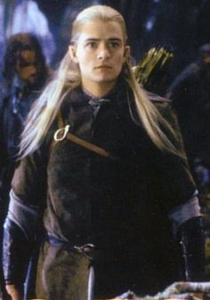 Legolas oh gosh I love you!!! Orlando bloom