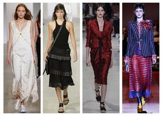 Spring 2016 Trends from New York Fashion Week: Pretty Pleats, Cool Stripes + More