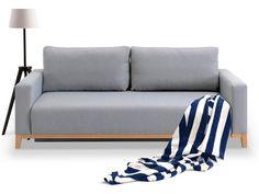 Rozkładana kanapa skandynawska STOCKHOLM szara