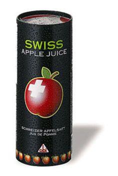 Switzerland: Swiss apple juice PD