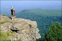 You can Meet God here (you can meet him anywhere) Mt. Nebo is so breath taking and absolutely LOVE this place! One of my favorites in Arkansas as well!