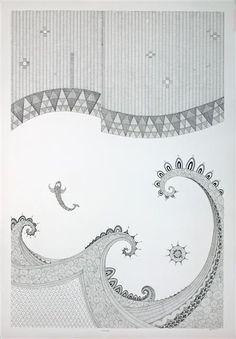 Ngaruru by Liam Te Nahu