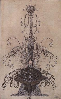 darksilenceinsuburbia:    undertheivy:    Leon Bakst