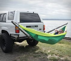 Hammock Hitch Mount