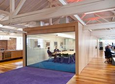 Stephenson Wellington Design Studio – Fit Out / Stephenson NZ Ltd