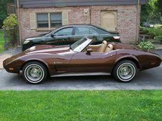 1974 Chevrolet Corvette Convertible                              …
