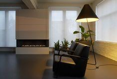 designed by alain monnens Lamp Design, Ceiling Lights, Flooring, Lighting, Wood, Interior, Pictures, Furniture, Floor Lamps