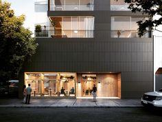 residential multifamily design dtla @kevintsaiarchitecture
