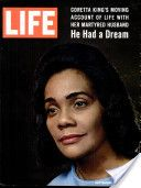 LIFE Magazine, September Coretta Scott King tells the story of her husband's activism. Coretta Scott King, Look Magazine, Historical Women, I Have A Dream, Martin Luther King, Vintage Magazines, Black History, Vintage Looks, Magazine Covers