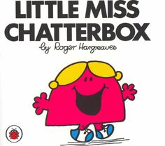 Mr Men Little Miss Chatterbox Graphics, Pictures, & Images for Myspace Layouts