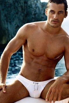 My pick ...Christian Grey...David Gandy