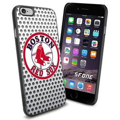 Boston Red Sox MLB Whitenet Logo WADE6394 Baseball iPhone 6 4.7 inch Case Protection Black Rubber Cover Protector WADE CASE http://www.amazon.com/dp/B013Z69NAI/ref=cm_sw_r_pi_dp_sVzFwb1HFBKPM