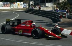 1991 GP Monaco (Alain Prost) Ferrari 642