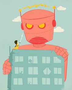 Yoshimi Battles The Pink Robots Tattoo