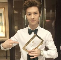 Weibo king-LUHAN♥ congratulation