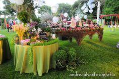 reino encantado decoração