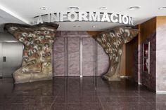 Entrada a La #Información, dentro del Lugar a Dudas