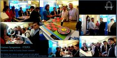 Gartner Symposium-ITXPO: Roulette table & lucky draw contest We kept the ideas simple to generate highest footfall #KestoneShowcase #Kestoneevents #Eventprofs