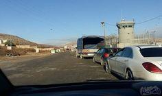 قوات الاحتلال تحتجز عدداً من المركبات على حاجز بيت فوريك شرق نابلس صباح اليوم: قوات الاحتلال تحتجز عدداً من المركبات على حاجز بيت فوريك شرق…