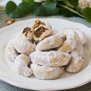 Ez a legporhanyósabb, legomlósabb linzer titka! Muffins, Garlic, Meat, Vegetables, Food, Pies, Caramel, Muffin, Essen