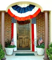 fourth of july bunting pattern - Google Search