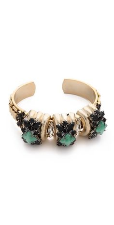 Gift Ideas | Women's Fashion | I just found the best deal on Elizabeth Cole Mound Cuff Bracelet by using MonaBar.com!  MonaBar.com is a savings website that rewards your online shopping by giving you cash back on purchases from your favorite stores. Sign up to discover a better way to shop online!