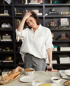 The always chic Garance Doré also happens to be the most gifted, gracious hostess!