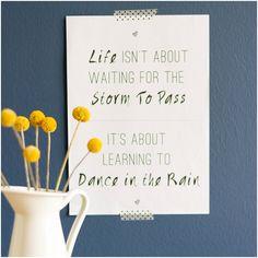 Keine Angst vor schlechtem Wetter! Tipps für eine tolle Hochzeit im Regen | Hochzeitsblog - The Little Wedding Corner