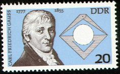 C. F. Gauss