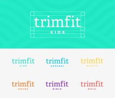 Reviewed: New Logo and Identity for Trimfit by Booth and Studio Scope