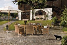 MBM Living Madrigal Geflecht / Outdoormöbel / Gartenmöbel-Programm online kaufen auf moebel-mit.de
