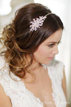 Brides & Hairpins Bridal Wedding Hair Accessories and veils