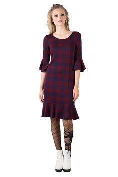 Maiden Dress   Annah Stretton Designer Fashion   Annah Stretton Winter 2017, Faeries, Body Shapes, Hemline, Designer Dresses, Bell Sleeves, Cold Shoulder Dress, Cotton, Fashion Design
