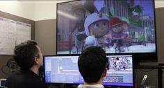 Making Of Despicable Me 2 Mini MoviesComputer Graphics & Digital Art Community for Artist: Job, Tutorial, Art, Concept Art, Portfolio