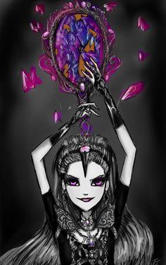 Mira Shards daughter of the Magic Mirror.