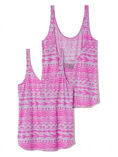 PINK Low Back Tank #VictoriasSecret http://www.victoriassecret.com/pink/tees-and-tanks/low-back-tank-pink?ProductID=114100=OLS?cm_mmc=pinterest-_-product-_-x-_-x