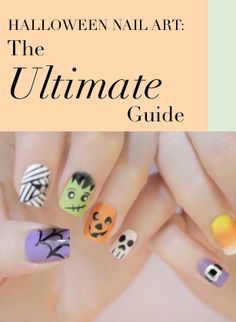 #Halloween Nail art: the ultimate guide