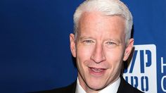 Anderson Cooper had a small skin cancer removed from under his left eye in 2008.