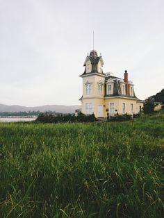 Benjamin and Hilarita Lyford House in California