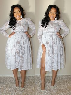 Listen, if you are looking for a little white dress that will turn heads and break necks, check out this Atlanta designer who also fashions designs in plus size!!!  Designer Spotlight: Currently Obsessed with Joni Marie Ross http://thecurvyfashionista.com/2016/04/designer-spotlight-currently-obsessed-with-joni-marie-ross/