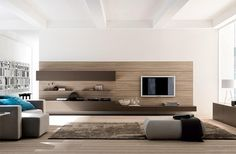 MINIMAL, MODERN INTERIOR DESIGN Refined minimal interior design that…