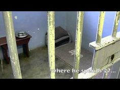Nelson Mandela's Life - YouTube 27 years in an 8 x 8 cell, sleeping on the floor!