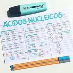 No photo description available. Study Flashcards, Study Techniques, Stabilo Boss, Study Organization, School Notebooks, Bullet Journal School, Cute Notes, Lettering Tutorial, School Notes