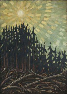 Lisa Harris Gallery: Artist Thomas Wood