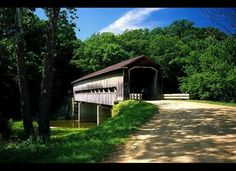 Covered Bridge Scenic Byway, Ohio The Best Roads To Drive In America HuffingtonPost.com