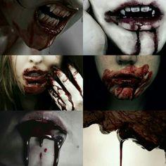 """""""Simplismente gosto de ver minha boca sangrando..."""""""