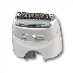 Braun Shaver Head White, Types 5375, 5376, 5377 Braun Foils & Cutters - Women's Electric Razor Parts - By Braun #67030799 at Electric Shaver Service, Sales and Parts Since 1939