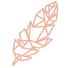 Silhouette Design Store - New Designs Silhouette Cameo, Silhouette Design, Geometric Quilt, Geometric Art, Feather Design, Feather Cut, Stencil Font, Stencils, Polygon Art